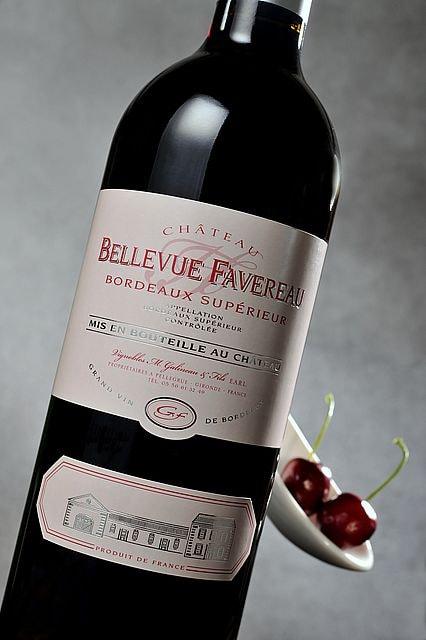 Chateau Bellevue Favreau Bordeaux Supérieur